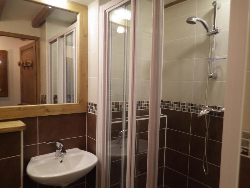 Location au ski Studio 3 personnes (Confort) - Résidence les Edelweiss - Champagny-en-Vanoise - Salle de bains