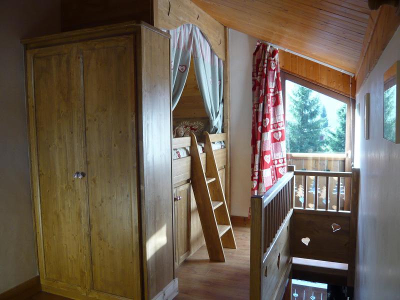 Location au ski Studio 3 personnes (standard) - Résidence les Edelweiss - Champagny-en-Vanoise - Lit simple