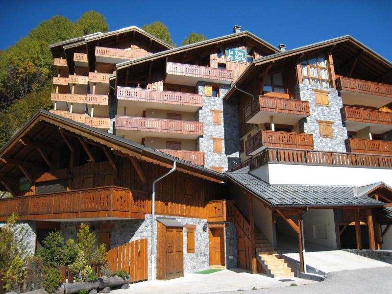 Location 4 personnes champagny en vanoise alpes du nord for Location garage tours nord