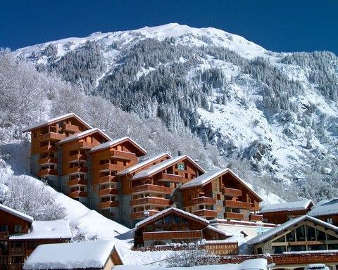 Location au ski Résidence Tour du Merle - Champagny-en-Vanoise