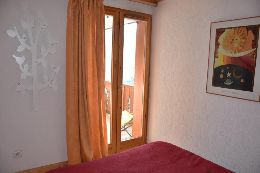 Location au ski Appartement 3 pièces 4 personnes (19) - Résidence Tour du Merle - Champagny-en-Vanoise - Lit double