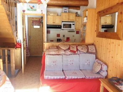 Location au ski Chalet 4 pièces 6 personnes (Ancolie) - Chalet Ancolie - Champagny-en-Vanoise - Chaise