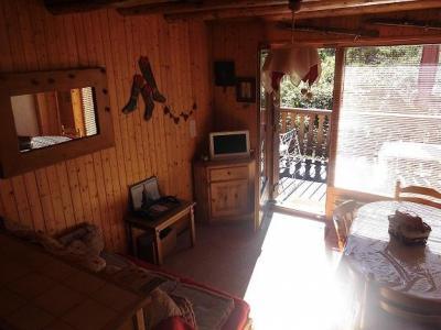 Location au ski Chalet 4 pièces 6 personnes (Ancolie) - Chalet Ancolie - Champagny-en-Vanoise - Fauteuil
