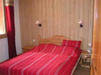 Location au ski Appartement 3 pièces 4 personnes - Chalet Arkai - Champagny-en-Vanoise - Chambre