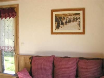 Location au ski Appartement 3 pièces 4 personnes - Chalet Arkai - Champagny-en-Vanoise - Clic-clac