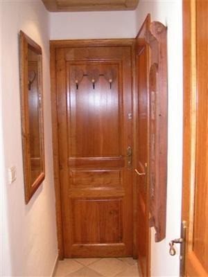 Location au ski Appartement 3 pièces 4 personnes - Chalet Arkai - Champagny-en-Vanoise - Couloir