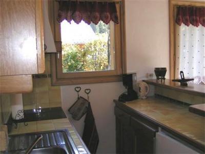 Location au ski Appartement 3 pièces 4 personnes - Chalet Arkai - Champagny-en-Vanoise - Cuisine ouverte