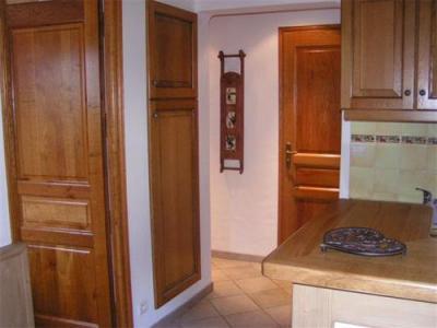 Location au ski Appartement 3 pièces 4 personnes - Chalet Arkai - Champagny-en-Vanoise - Entrée
