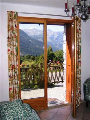 Location au ski Appartement 3 pièces 4 personnes - Chalet Arkai - Champagny-en-Vanoise - Fenêtre