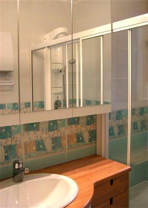 Location au ski Appartement 3 pièces 4 personnes - Chalet Arkai - Champagny-en-Vanoise - Salle d'eau