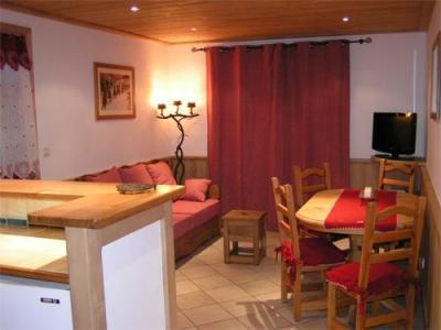 Location au ski Appartement 3 pièces 4 personnes - Chalet Arkai - Champagny-en-Vanoise - Séjour