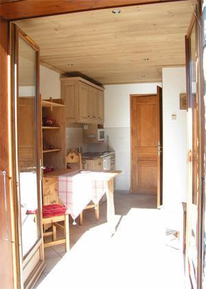 Location au ski Studio 2 personnes - Chalet Arkai - Champagny-en-Vanoise - Couloir