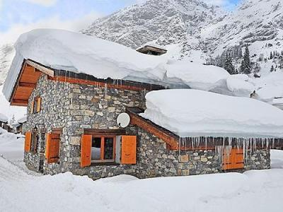 Location au ski Chalet Au Coeur De La Vanoise - Champagny-en-Vanoise - Extérieur hiver