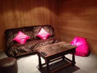 Location au ski Chalet 6 pièces 14 personnes - Chalet Blanche Neige - Champagny-en-Vanoise - Coin séjour