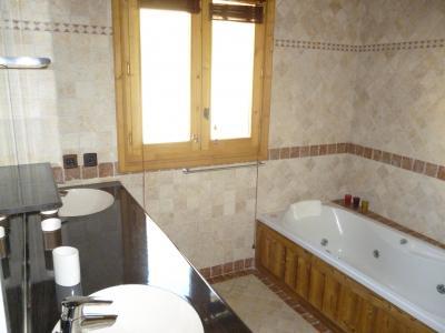 Location au ski Chalet 6 pièces 14 personnes - Chalet Blanche Neige - Champagny-en-Vanoise - Salle de bains