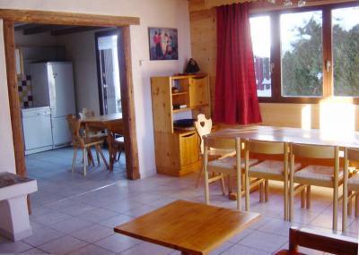 Location au ski Chalet triplex 6 pièces 12 personnes - Chalet Carella - Champagny-en-Vanoise - Salle à manger