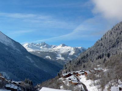 Holiday in mountain resort Chalet Champagny Cpg01 - Champagny-en-Vanoise - Winter outside