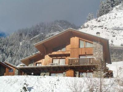 Location au ski Chalet Cote Arbet - Champagny-en-Vanoise - Extérieur hiver