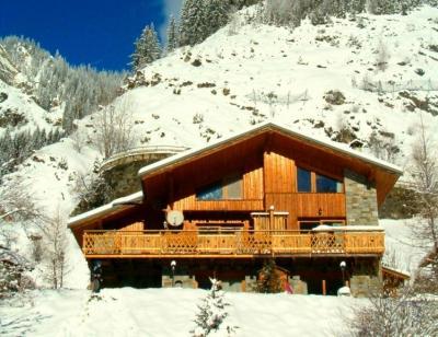 Location Champagny-en-Vanoise : Chalet Côte Arbet hiver
