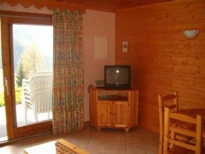 Location au ski Appartement 4 pièces cabine 8 personnes - Chalet Cote Arbet - Champagny-en-Vanoise - Séjour