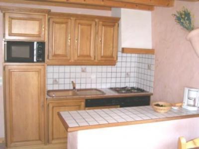 Location au ski Appartement duplex 4 pièces 9 personnes - Chalet Cote Arbet - Champagny-en-Vanoise - Cuisine ouverte