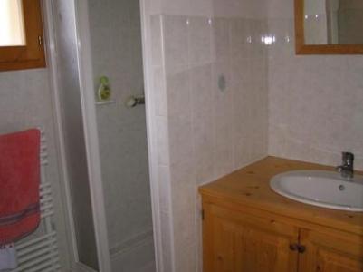 Location au ski Appartement duplex 4 pièces 9 personnes - Chalet Cote Arbet - Champagny-en-Vanoise - Douche