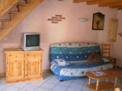 Location au ski Appartement duplex 4 pièces 9 personnes - Chalet Cote Arbet - Champagny-en-Vanoise - Séjour