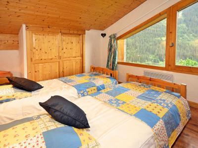 Location au ski Chalet Côte Arbet - Champagny-en-Vanoise - Chambre mansardée