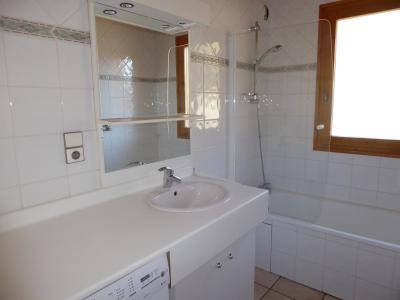 Location au ski Appartement 4 pièces 8 personnes (1) - Chalet Cristal - Champagny-en-Vanoise - Baignoire