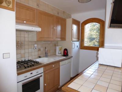 Location au ski Appartement 4 pièces 8 personnes (1) - Chalet Cristal - Champagny-en-Vanoise - Kitchenette