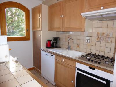 Location au ski Appartement 4 pièces 8 personnes (2) - Chalet Cristal - Champagny-en-Vanoise - Kitchenette