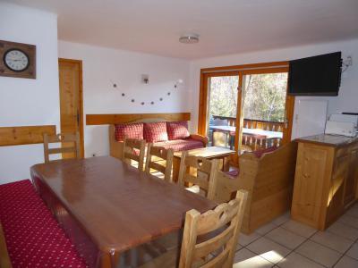 Location au ski Appartement 4 pièces 8 personnes (2) - Chalet Cristal - Champagny-en-Vanoise - Table