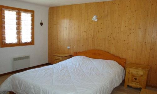 Location au ski Appartement 4 pièces 8 personnes - Chalet Cristal - Champagny-en-Vanoise - Lit double