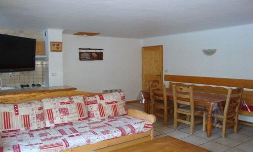 Location au ski Appartement 4 pièces 8 personnes - Chalet Cristal - Champagny-en-Vanoise - Salle à manger
