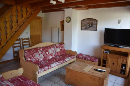 Location au ski Appartement duplex 5 pièces 10 personnes (3) - Chalet Cristal - Champagny-en-Vanoise - Séjour