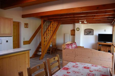 Location au ski Appartement duplex 5 pièces 10 personnes (3) - Chalet Cristal - Champagny-en-Vanoise - Table