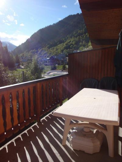 Location au ski Appartement duplex 5 pièces 10 personnes (4) - Chalet Cristal - Champagny-en-Vanoise - Balcon