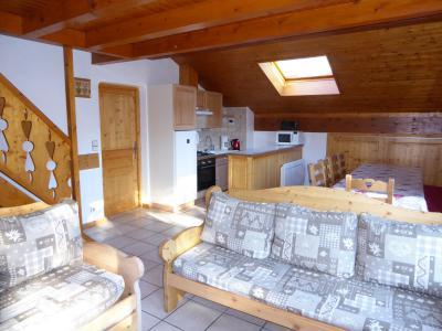 Location au ski Appartement duplex 5 pièces 10 personnes (4) - Chalet Cristal - Champagny-en-Vanoise - Canapé-gigogne