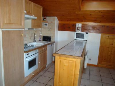 Location au ski Appartement duplex 5 pièces 10 personnes (4) - Chalet Cristal - Champagny-en-Vanoise - Kitchenette
