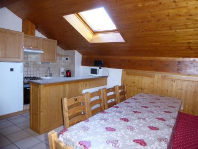 Location au ski Appartement duplex 5 pièces 10 personnes (4) - Chalet Cristal - Champagny-en-Vanoise - Table