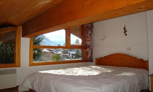 Location au ski Appartement duplex 5 pièces 10 personnes - Chalet Cristal - Champagny-en-Vanoise - Chambre