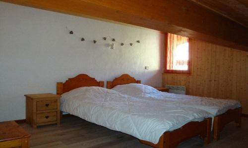 Location au ski Appartement duplex 5 pièces 10 personnes - Chalet Cristal - Champagny-en-Vanoise - Couchage