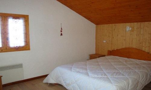 Location au ski Appartement duplex 5 pièces 10 personnes - Chalet Cristal - Champagny-en-Vanoise - Lit double