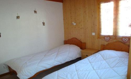 Location au ski Appartement duplex 5 pièces 10 personnes - Chalet Cristal - Champagny-en-Vanoise - Lit simple