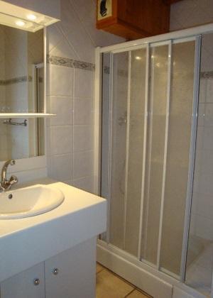 Location au ski Appartement duplex 5 pièces 10 personnes - Chalet Cristal - Champagny-en-Vanoise - Salle d'eau