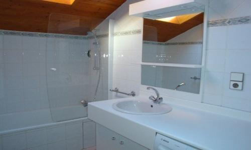 Location au ski Appartement duplex 5 pièces 10 personnes - Chalet Cristal - Champagny-en-Vanoise - Salle de bains