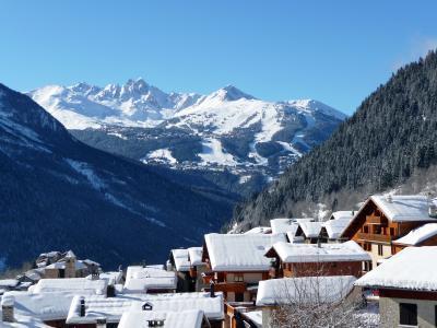 Location au ski Chalet duplex 7 pièces 12 personnes - Chalet De La Cote - Champagny-en-Vanoise - Extérieur hiver