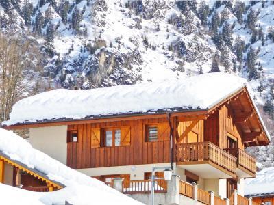 Location au ski Chalet de la Côte - Champagny-en-Vanoise - Extérieur hiver