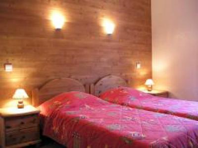 Location au ski Chalet duplex 7 pièces 12 personnes - Chalet De La Cote - Champagny-en-Vanoise - Chambre