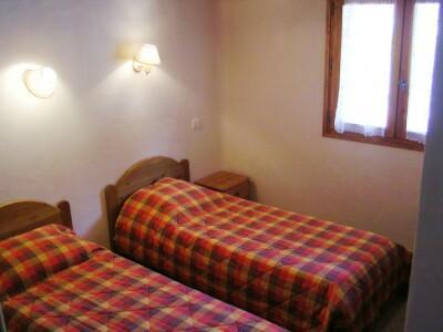 Location au ski Chalet duplex 7 pièces 12 personnes - Chalet De La Cote - Champagny-en-Vanoise - Lit simple
